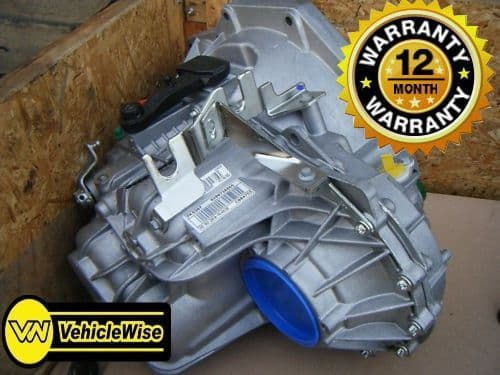 Renault Master- Vauxhall Movano - Reconditioned Gearbox PF6020 6 Speed Gearbox